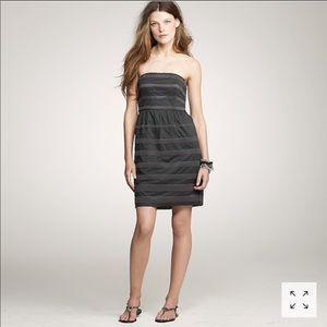J. Crew Rugby Stripe Ginny Dress 2P